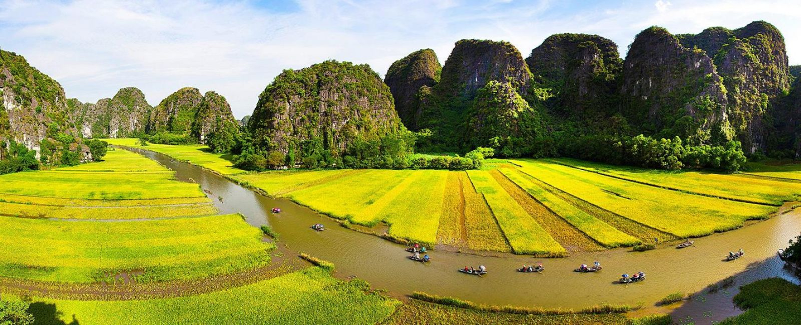 Destinations in Vietnam