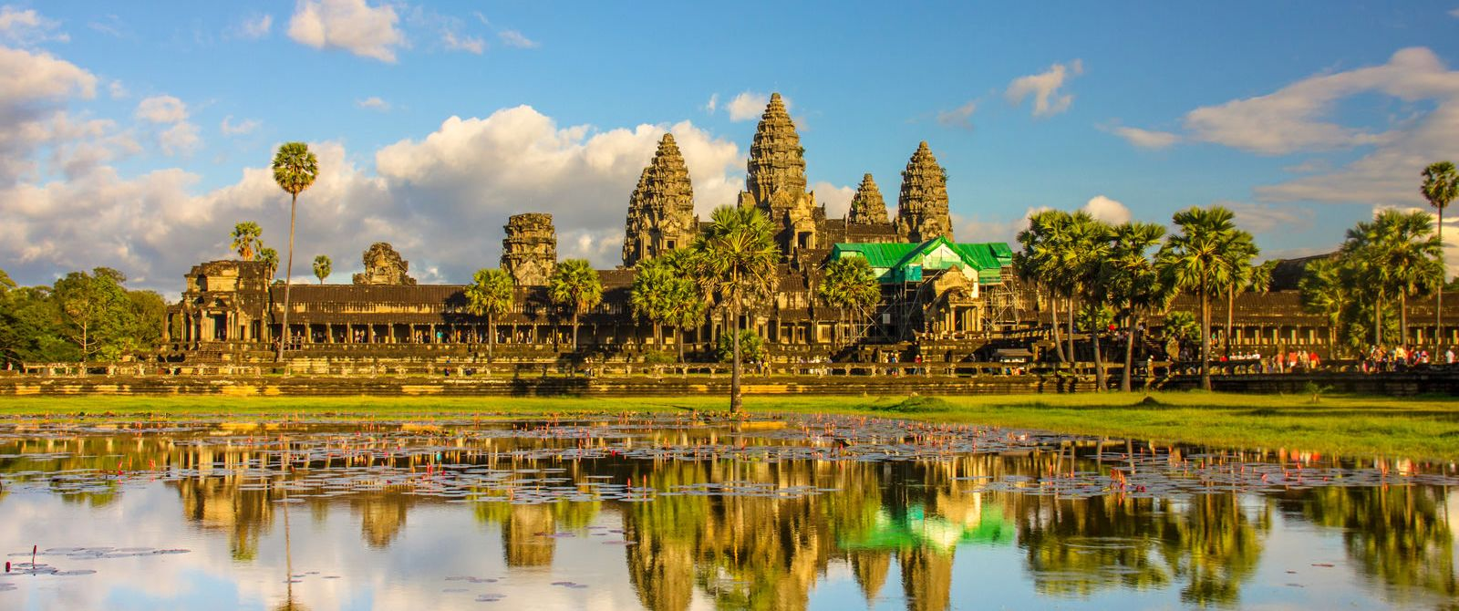 Destinations in Cambodia