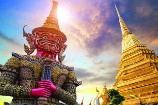 6 Day Best Of Bangkok