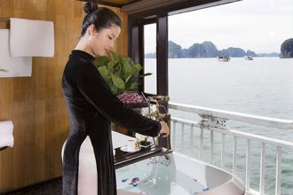 2 Night Ultra Luxe On The Hera Halong Bay Cruise