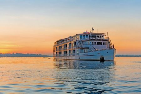 12 Day Saigon To Siem Reap Aboard The Jahan Cruise