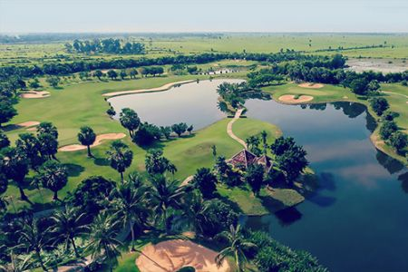 5 Day Cambodia Golf Holiday