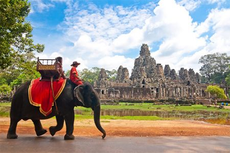 6 Day Luxuries Of Cambodia